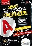 Code Rousseau de la route B 2015...