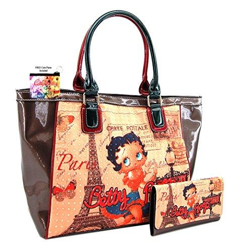 Betty Boop Purse Wallet