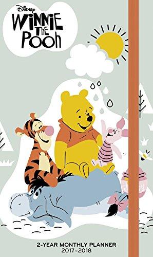 Winnie the Pooh Pocket Planner 2 Year (2017)