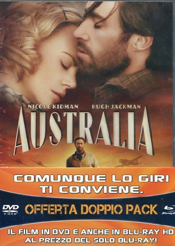 Australia(+blu-ray) [2 DVDs] [IT Import]