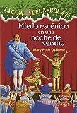 Miedo escénico en una noche de verano # 28 (La casa del árbol) (Spanish Edition)