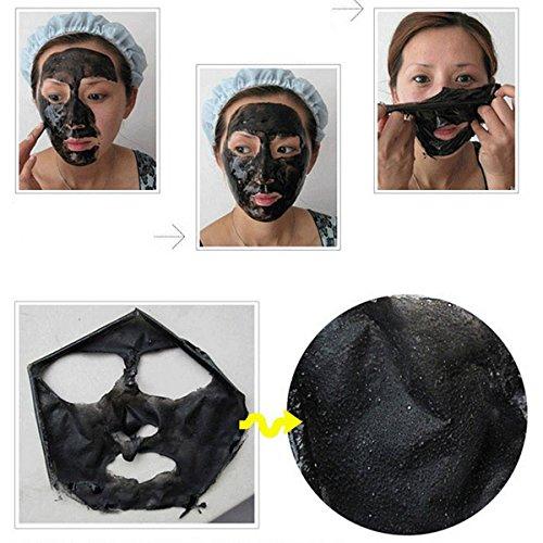 luckyfine masque cr me pore nettoyage en profondeur acn anti point noir charbon com don nez. Black Bedroom Furniture Sets. Home Design Ideas
