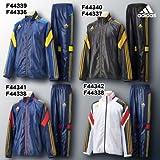 2014年モデル adidas Professional ウィンドジャケット上下セット 品番:AG892/AG895 (F44341/F44338, L)