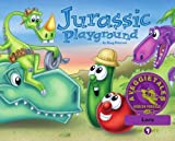 img - for Jurassic Playground - VeggieTales Mission Possible Adventure Series #4: Personalized for Lore (Girl) book / textbook / text book