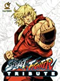 img - for Street Fighter Tribute HC book / textbook / text book