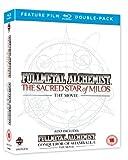Image de Fullmetal Alchemist Movie 1-2 [Blu-ray]