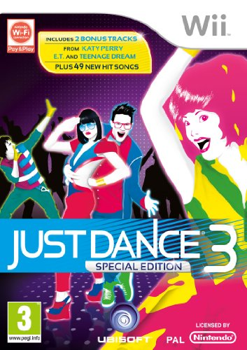 Just Dance 3 - Special Edition (Wii)