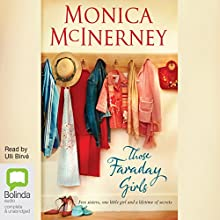 Those Faraday Girls (       UNABRIDGED) by Monica McInerney Narrated by Ulli Birvé