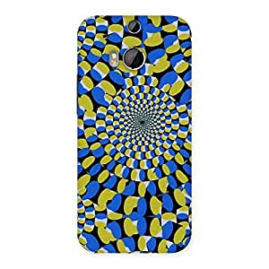 Illusion Back Case Cover for HTC One M8