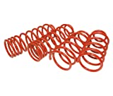 SUPERSPORT SU55179 Lowering Springs Peugeot 206 Hatchback, Cabrio CC 162.../5... Engines 1.1, 1.4, 1.6L (51-99 kW) 08/1998- Front Wheel Drive