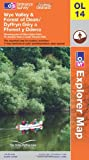 Wye Valley and Forest of Dean (OS Explorer Map)