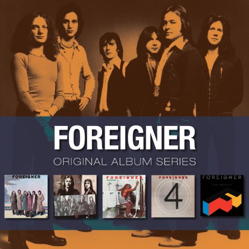 Foreigner - Original Album Series:4/Agent Provocateur/Double Vision/Foreigner/Head Games - Zortam Music