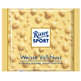 Ritter Sport White Chocolate 100g - Whole Hazelnuts