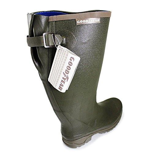 goodyear-unisex-neoprene-lined-stream-wellington-45-green