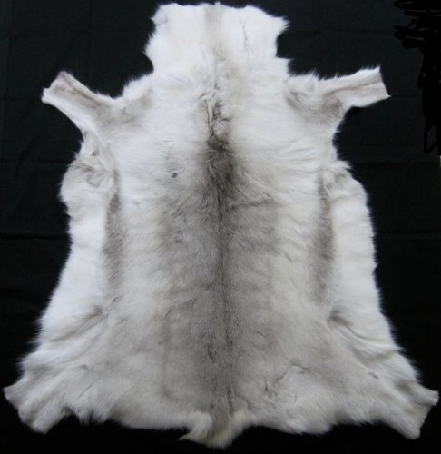 GENUINE REAL REINDEER HIDE (LIGHT)