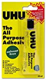 UHU All Purpose Glue Strong Solvent-free Washable 32ml Ref 44931