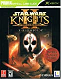 Prima Official Game Guide Xbox Star Wars Knights of the old Republic The sith Lords including Prima DVD Strategy and Poster