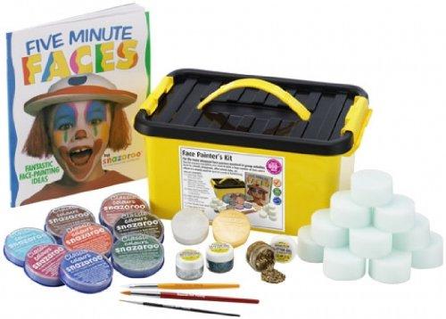 Snazaroo 600-Faces Painters Kit