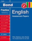 Sarah Lindsay Bond English Assessment Papers 6-7 years (Bond Assessment Papers)