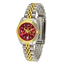 Minnesota Golden Gophers NCAA Womens Anochrome Gold Watch