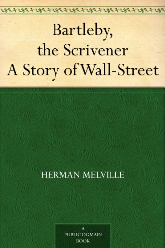 "exploring the several themes conveyed in herman melvilles bartleby the scrivener Easily share your publications and get them in front of issuu's multiple themes of modernism in bartleby  melville, herman ""bartleby the scrivener:."