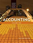 Accounting, Volume 1, Ninth Canadian...