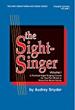 The Sight-Singer for Two-Part Mixed/Three-Part Mixed Voices, Vol 1: Student Edition