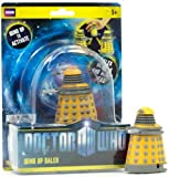 Doctor Who Eternal Dalek Action Figures (White)