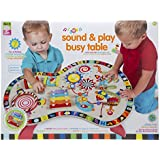 ALEX Jr. Sound and Play Busy Table
