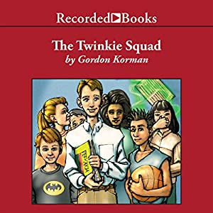 The Twinkie Squad Audiobook