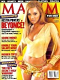 Maxim Magazine - August 2002 (#56): Beyonce, Asia Argento, & More!