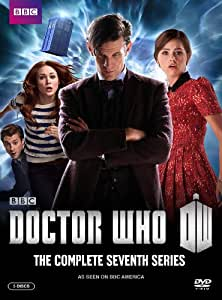 Doctor Who: Series Seven - Complete Series [DVD] [Region 1] [US Import] [NTSC]
