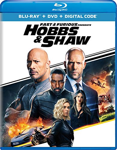 Blu-ray : Fast & Furious Presents: Hobbs & Shaw (2 Discos)