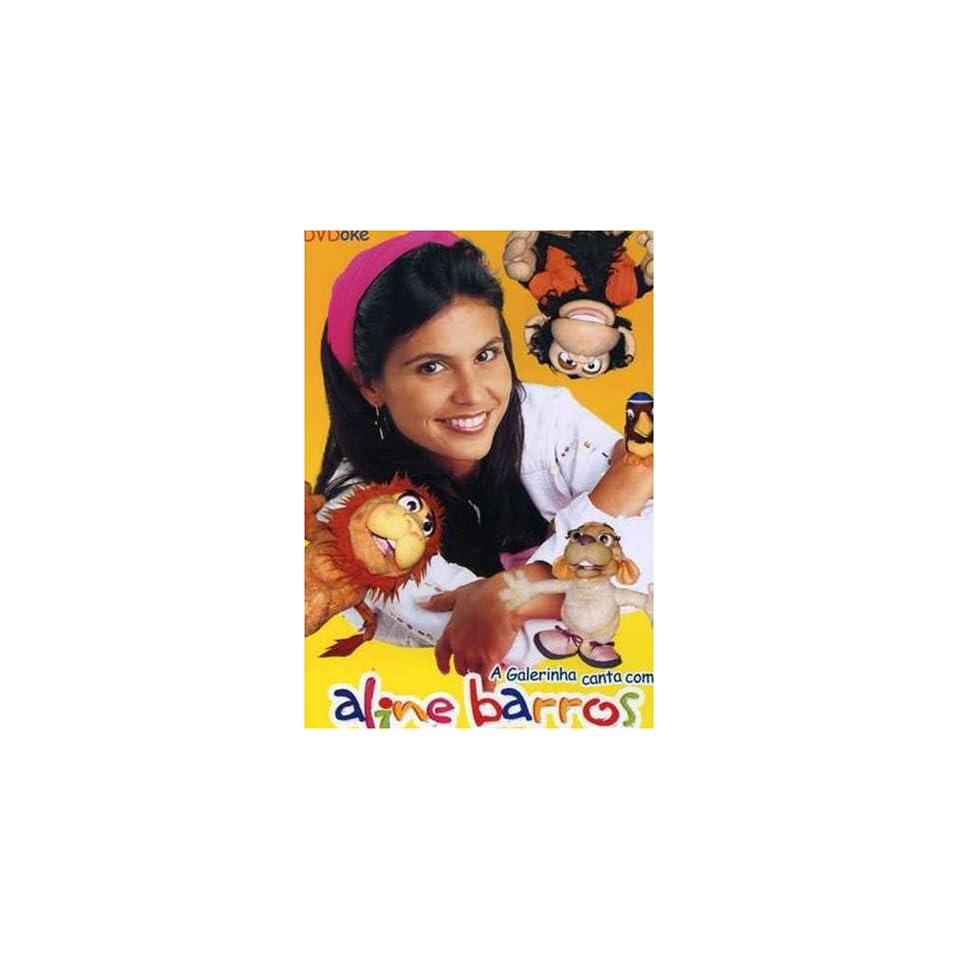Dvdoke a Galerinha Canta Com Aline Barros
