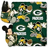 Green Bay Packers Disney Hugger Blanket