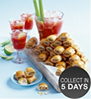 60 Cocktail Sausage Rolls