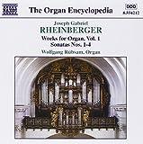 Rheinberger - Organ Works, Vol 1