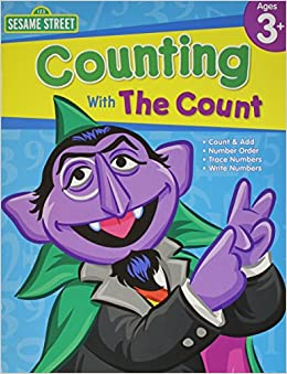 Sesame Street Counting with the Count: Amazon.co.uk