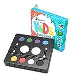 ✮ Best Face Paint Kit for Kids...