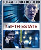 The Fifth Estate (Blu-ray / DVD + Digital Copy)