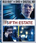 The Fifth Estate [Blu-ray + DVD + Dig...