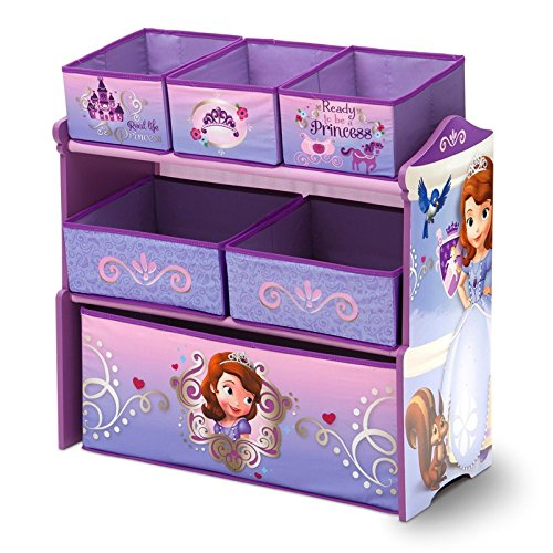Sofia the First Multi-Bin Storage игровой набор sofia the first друзья софии