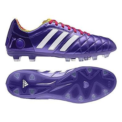 Buy adidas adiPure 11Pro TRX FG - (Blast Purple White) by adidas