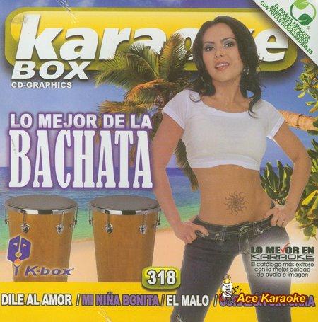 Aventura - Kbo-318 Lo Mejor De La Bachata(Karaoke) - Zortam Music