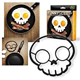 SMCTCRED-Skull-Egg-Shaper-Omelette-Silicone-1PCS-Mold-cuisine-Outils-de-cuisine-Gadgets