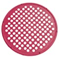 """Cando 10-0852 Red Web Hand Therapy Device, Latex, 14"""" Diameter, Light Resistance"""