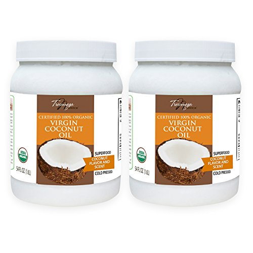 tresomega-nutrition-organic-virgin-coconut-oil-54-ounce-pack-of-2