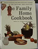 img - for The Family Home Cookbook (Original Title: The American Peoples Cookbook) book / textbook / text book