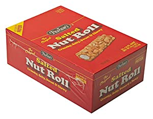 Pearson's Salted Nut Roll, 1.8 Oz Bars - 24 Pack