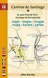 Camino de Santiago Maps - Mapas - Mappe - Mapy - Karten - Cartes: St  Jean Pied de Port – Santiago de Compostela (Camino Guides)